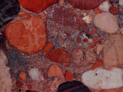 Aquarius Red red Conglomerate Brazil