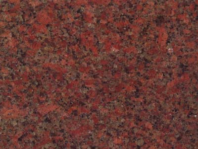 Bohus red Granite Sweden