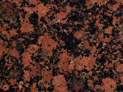 Carmen Red red Granite Finland